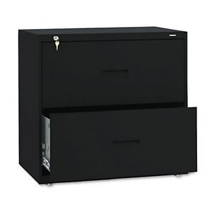 Hon 400 Series Lateral File W lock 30 X 19 3 X 28 4 Steel 2 X File
