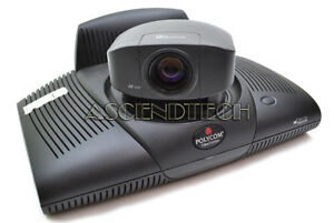 Genuine Original Polycom Viewstation Clarity Conference Camera 2201 08527 001