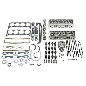 Trick Flow 490 Hp Super 23 Top End Engine Kits For Small Block Chevrolet
