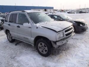 Automatic Transmission 2002 2004 Geo Chevy Tracker only Fits 2 5l 2wd 107k