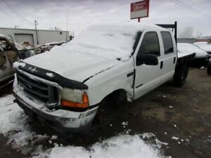 Manual Transmission 01 03 Ford F250sd 6 Speed Diesel 4x4 400 Core Charge