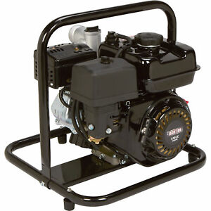Ironton Self priming Clear Water Pump 7860 Gph 6 Hp 2in Ports Model Ds20