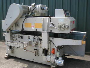 Cantek 24 Double Sided Planer
