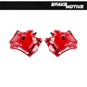 Front Brake Calipers For 1997 1999 Acura Cl 1990 1997 Honda Accord
