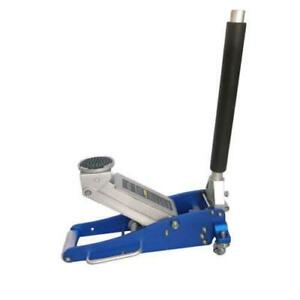 1 5 Ton Aluminum Steel Low Profile Hydraulic Floor Jack For Truck Trailer Buses