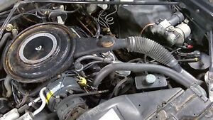 1984 Cadillac Eldorado 4 1 Air Cleaner Assembly Complete