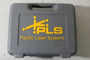 Pacific Laser Systems Pls480 Multi function Laser System W case