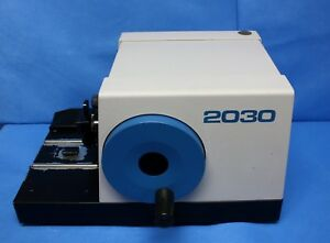 Reichert Jung 2030 Biocut Rotary Microtome Cambridge Instruments