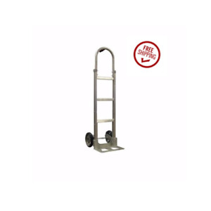 Magliner Hand Truck 52 Tall With Single Grip Handle 14 Nose 10 Soft Tire