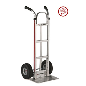 Magliner Hand Truck With 18 Nose 10 Flat Free Tire 216 u 1010