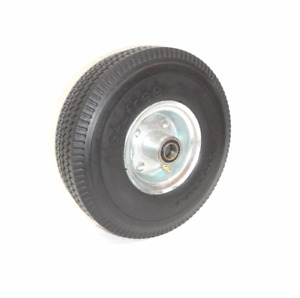 Care Free Hand Truck Tire Offset Hub 10 X 3 1 2 With 3 4 Id 300 Cap