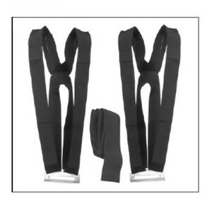 New Shoulder Dollies Movers Moving Straps Lift System Shoulderdolly Lift Strap