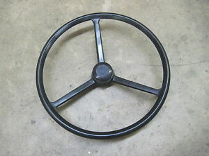 Ford 1300 1500 1700 Compact Tractor Steering Wheel Sba334310080