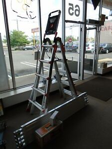 Little Giant Extreme Ladder And Scaffold