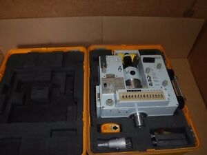 Zeiss Elta 2 Total Station Survey Unit With Case