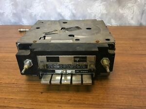 1978 1979 Chevy Cb Am Fm Radio Corvette Cadillac Camaro Gm Part 16005622
