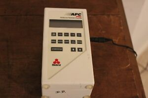 Good Used Apc Plus Airborne Particle Counter 942300 With Power Adapter
