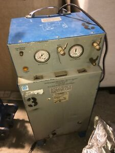 Commercial Refrigerant Recovery Vapor And Recycle Unit Rlv 700 National Product