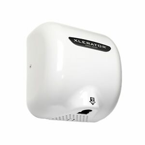 Xlerator Hand Dryer Automatic High Speed W White Thermoset Plastic Cover New