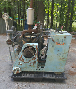 Target 26 concrete Road Saw W wisconsin 65 Hp Diamond Blade