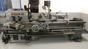 Monarch 18 Cbb 20 1 2 X 72 Engine Lathe With Tooling 2 axis Dro