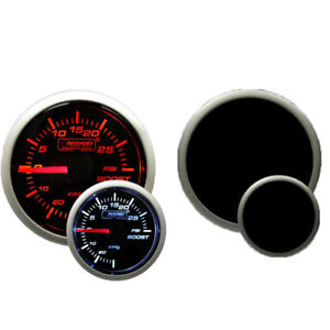 Prosport Gauges Premium Series 52mm Electric Boosting Gauge Installation Kit