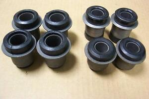 1955 1956 Ford Mercury T Bird New Front End Bushing Kit 8 Pieceusa Made 55 56