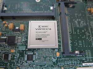Virtex 4 Xc4vlx80 For Chip Recovery