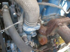 Good Used Shibaura Engine For Ford 1620 Compact Tractor