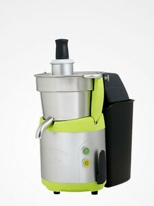 Lightly Used Santos 68 Commercial Centrifugal Juicer With Pulp Bucket 40 Gal hr