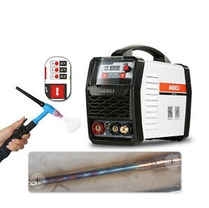 2 In 1 Tig 200a Digital Display Lcd Stick Arc Welder Ac Dc Inverter Welding New