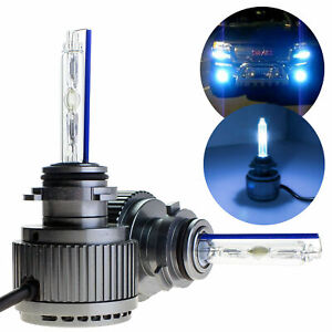 9005 9006 8000k Hid Blue Headlight Conversion Kit Beam High Low Beam Lights