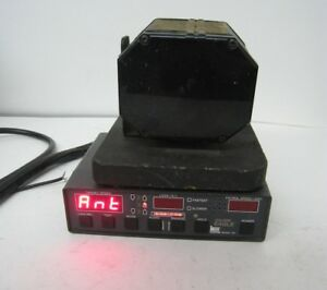 Kustom Signals Police Speed Radar Golden Eagle Antenna Cont Unit K band 24 150
