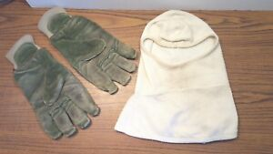 Shelby Structural Firefighters Gloves Nfpa 1991 Size Xl Quest Protective Hood