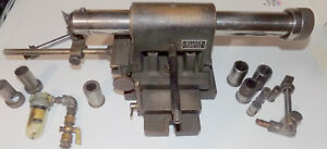 Weldon Air Flow Fixture With 2 Finger Arms 8 Assorted Bushings