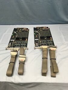 2 Hp Agilent 16555a Logic Analyzer Card With Cables