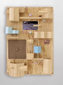 New Seletti Collection Suburbia Wall Organizer