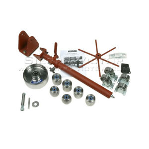 Metal Ace English Wheel U weld Kit Ma44f uw