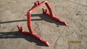 Farmall Fast Hitch 3 Point Adapter For Int 300 330 340 400 450 460 Usa 2726