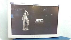 Karl Storz Sc wu24 a1515 Wideview Hd Color Monitor Display 208315