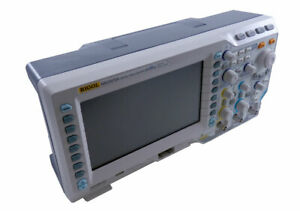 Rigol Mso2072a 70mhz 2 channel Digital Oscilloscope W 16 Logic Channels