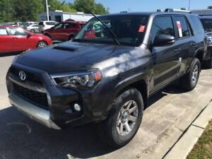 Toyota 4runner Trail Edition Wheels And Tires
