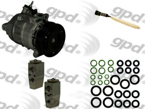 A c Compressor electric gas Global 9611344