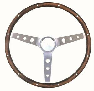 Grant Classic Nostalgia Steering Wheel 15 Dia 3 Spoke 4 125 Dish 966 0