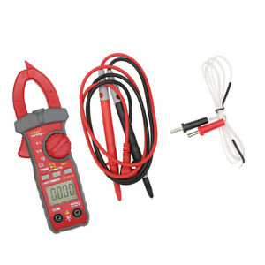 Digital Clamp Meter With Ncv Ac dc Volt Amp Ohm Diode And Continuity Tester