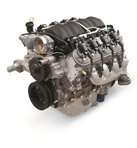 Chevrolet Performance Ls3 6 2l 376 C I D 430 Hp Engine Assembly 19301326
