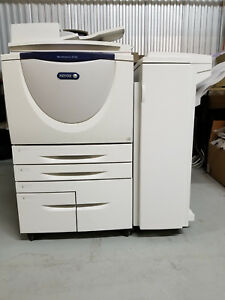 Wow Xerox 5745 With Only 74509 Total Impressions Comes With Finisher