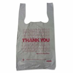 Brown Paper Goods Bpc10519thyou Thank You High density Shopping Bags 10w X 5d X