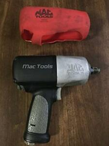Mac Tools 1 2 Drive Air Wrench Aw5500m