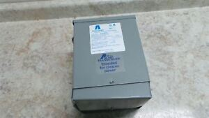 Acme Electric Tf279262s 120vac 240vac Out 3kva Single Phase Export Transformer